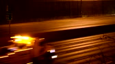 chodba : High speed traffic at night