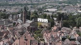 View of Weinheim, Germany