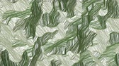 desenhado : Hand drawn khaki green camouflage background
