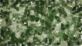 desenhado : Animated pixel camouflage background