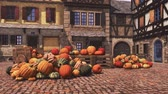hálaadás : Pumpkins at autumn farmers market for Thanksgiving and Halloween holidays