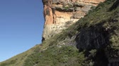 natal : Sand stone cliffs of the Golden Gate highlands National Park,Free State,South Africa