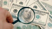 condução : Check the authenticity of hundred-dollar bills with a magnifying magnifier HD 1920