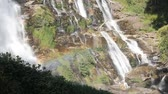 doi inthanon : Wachirathan waterfall at doi inthanon chiangmai, thailand