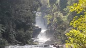 Sirithan waterfall at doi inthanon chiangmai, thailand