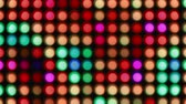 piscar : Abstract colorful bokeh lights background for party
