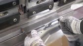 ölmek : Sheet metal hydraulic CNC press brake machine on industrial manufacture