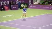 Victoria Azarenka in Qatar Total Open 2012