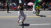 festa della musica : SAN FRANCISCO, CAUSA - 25 maggio: San Francisco Carnaval Grand Parade Memorial Day weekend 2014 in San Francisco.