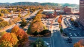 estados : Timelapse of Asheville, North Carolina in the morning