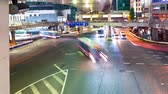 tokio : Time-lapse of a busy intersection in Shibuya, Tokyo, Japan