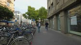 godo : Bonn, Germany, 24 of September 2017: Street View In The Center Of Bonn. Vídeos