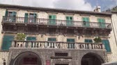 old town of Kotor. style of the old house . Montenegro 무비클립