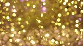 piscar : Abstract blurred gold background. bokeh background