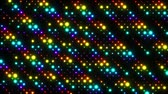flutlicht : Glow Lights Loop Video-3D-Animation Stock Footage