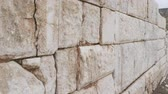 alvenaria : Stone background. An old stone texture wall in the ancient city Sagalassos in Turkey
