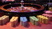gaming chips : Casino Roulette And Chips