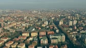 emilia : Aerial view of the centre of Modena. Emilia-Romagna region, Italy