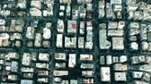 sugárút : Aerial down view of a coastal district of Athens, Greece