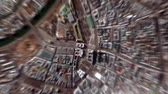 Moscow - Russia seen from space to street level.It can easily be used for tourism marketing videos, business marketing videos or professional presentation videos.