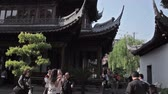 скульптура : Yuyuan Shangchang historical architetrical