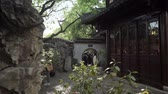 cesty : Yuyuan Shangchang historical architetrical