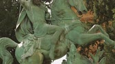 espada : Ancient statue of Saint George and the Dragon in Zagreb, attractions and history