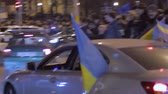протест : Ukrainian Automaidan movement during 2014 revolution of dignity, patriotism