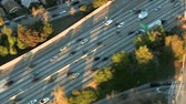 grade : Aerial footage of Los Angeles freeways and suburbs.  Shot using a Sony EX3 camera.  Be sure to check out my other low cost high quality clips.  Most clips under $25.00 or less.