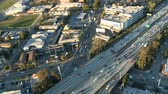 grade : Speed up aerial footage over Los Angeles freeways.  Shot using a Sony EX3 camera.    Most clips under $25.00 or less. Stock Footage