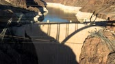 pedregulho : Hoover Dam at Sunset - Time Lapse