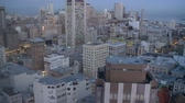 apartamentos : City Sunrise - Shadows on Buildings - Time Lapse