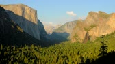 yosemite : Yosemite Nature Time Lapse