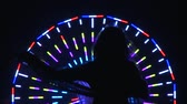 мощность : Colorful Neon Lights Clip