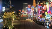 gamble : Las Vegas Strip - Time Lapse