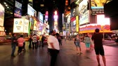 cartelera : NYC Times Square Time Lapse