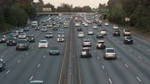congestionamento : Rush Hour Traffic in Los Angeles Vídeos