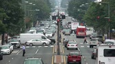 congestionamento : Washington DC Traffic Time Lapse
