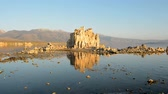 nuvens : Tufa Tower on Mono Lake
