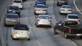 congestionamento : Traffic Jam in Los Angeles