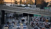 congestionamento : Traffic Congestion in Downtown Los Angeles