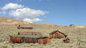 taberna : Bodie California - Abandon Mining Ghost Town - Daytime - 4K - 4096x2304