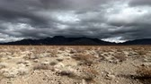 barna : Time Lapse of the Mojave Desert Storm Clouds -4K