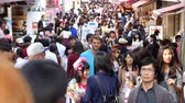 small : Time Lapse of Crowded Takeshita Street in Harajuku -  Tokyo Japan Stock Footage