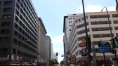 apartamentos : Time Lapse of Driving in Historic Downtown Los Angeles Daytime