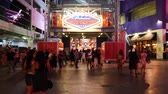 pecado : Time Lapse of Crowd on Fremont Street - Las Vegas