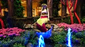 cassino : Mermaid on Display with Fountains