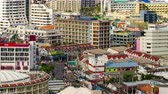 asiáticos : Time Lapse of the City of Phuket Thailand