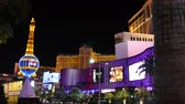 pecado : Las Vegas Casinos and Strip - Night