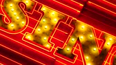 pecado : Pan of Neon Casino Sign at Night
